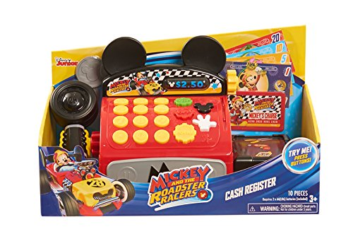 Mickey Roadster Racers Caja registradora