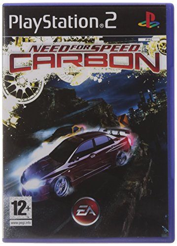 PS2 NEED FOR SPEED CARBON (EU)