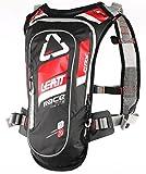 Leatt Race HF 2.0 - Mochila para Moto, Unisex, Adulto, Unisex Adulto, 7016100120, Rojo/Negro, Talla única