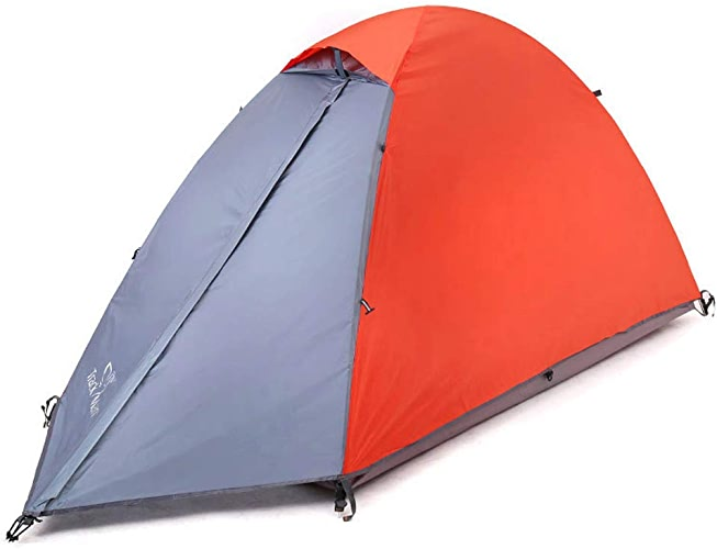 de plein air Tente individuelle Double Couche imperméable à l'eau et à Vide