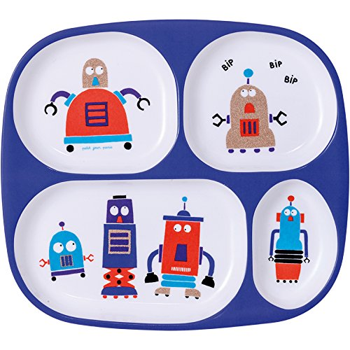 Roboter AR935J Menü Tablett glitzernd, mehrfarbig