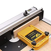YANHUA Lengthen Feather Location Board Set For Flip Engraving Machine Table Saw Band Miter Gauge Woodwork Tools