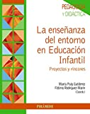 La enseñanza del entorno en Educación Infantil: Proyectos y rincones (Psicología)