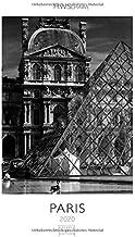 Paris schwarz-weiss 2020 - Format L
