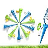 smallwoodi Wasserspikes, 6 Stück, einstellbar, selbstgemachte Wasserspikes, automatische...