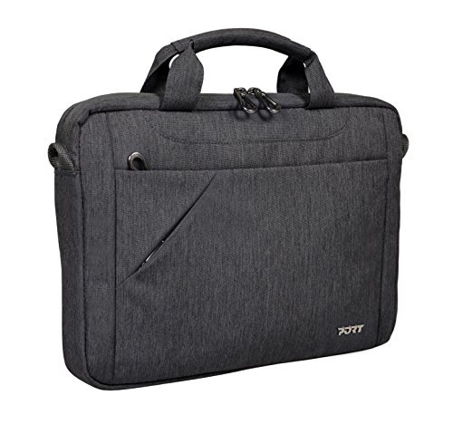 PORT DESIGNS Sydney Toploading 13/14 '' Laptop-Tasche und 10,1 '' Tablet, Grau
