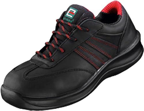 Bella S3 Chaussures Chaussures Chaussures de sécurité pour Femme Noir Taille 38 b1e