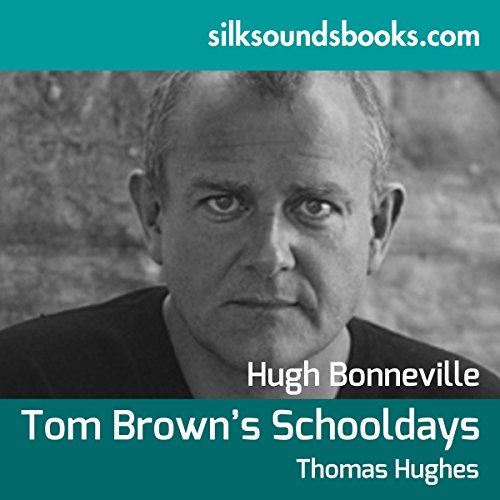 Tom Brown's Schooldays audiobook cover art