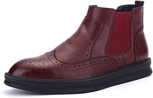 Bottes pour femmes, Chaussures pour hommes : Bottines LH