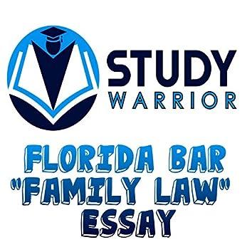 Florida Bar Family Law Essay