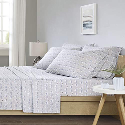 Comfort Spaces Cotton Flannel 4 Piece Set