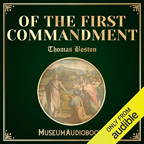 Of the First Commandment cover art