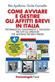 Come avviare e gestire gli affitti brevi in Italia....