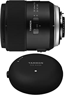 Tamron SP 45mm f/1.8 Di VC USD Lens for Nikon Cameras Tamron TAP-In Console Lens Accessory for Nikon Lens Mount