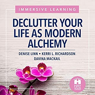 Declutter Your Life as Modern Alchemy audiobook cover art