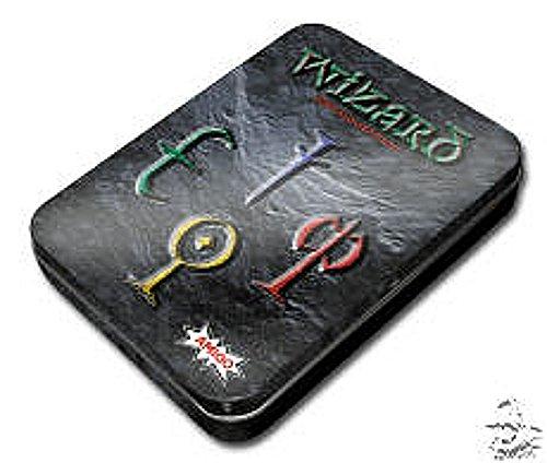 Wizard limitierte Jubiläumsedition in dekorativer Metallbox + mehrere Spielvarianten ( eine davon hier erstmals veröffentlicht).