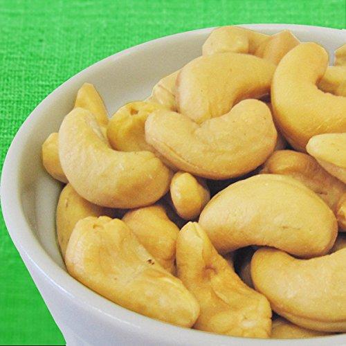 おのみち発 生カシューナッツ(無添加)ホール 1kg インド産