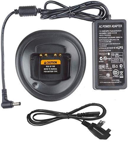 Rapid Desktop Charger WPLN4107 For Motorola GP340 GP360 GP380 Portable...