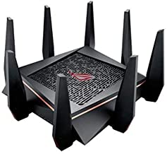 ASUS Gaming Router Tri-band WiFi (GT-AC5300) (Certified Refurbished)