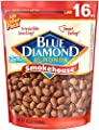 Gluten Free Smokehouse Flavored Snack Nuts, 16 Oz Resealable Bag (Pack of 1)