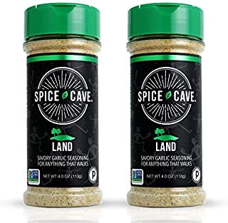 LAND Seasoning - Spice Cave Certified Paleo & Keto Lifestyle Spice Blend (2 Pack)