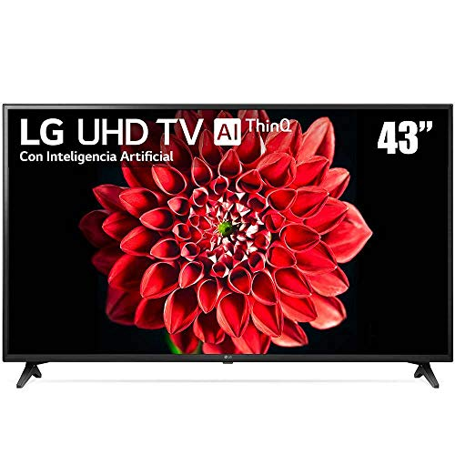 TV LG 43' 4K Smart TV LED 43UN7100PUA 2020