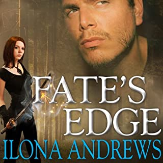 Fate's Edge audiobook cover art