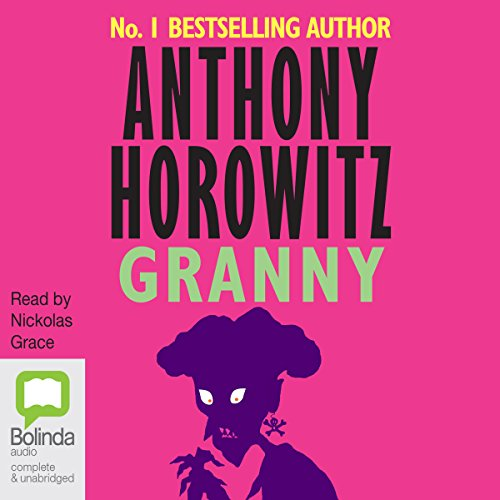 Granny audiobook cover art