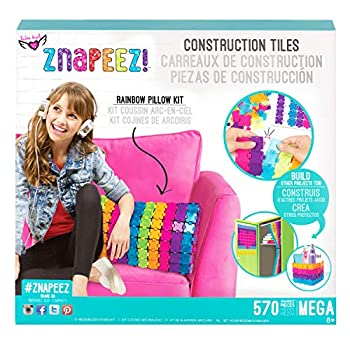 Znapeez! Rainbow Pillow Kit