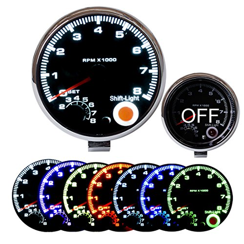 Automotive Replacement Tachometers