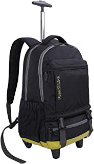 Travel Trolley BACKPACK 16.6 INCH for unisex, BUISNESS BACK PACK WATER PROOF, BTB-3159