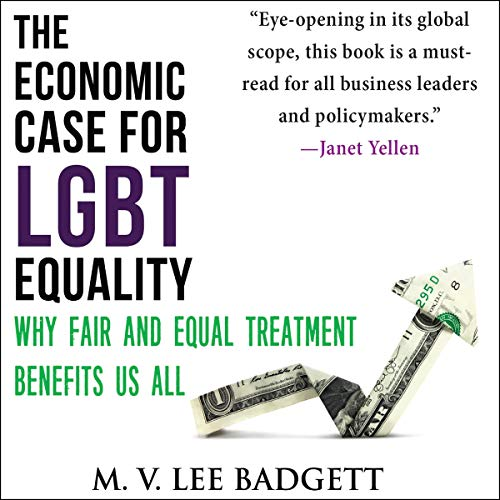The Economic Case for LGBT Equality cover art
