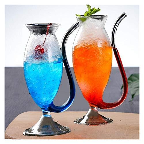 BENGKUI WUWENJIE 2020 Nuevo Copa de Vino de Vino Transparente de Alta Gama de Gama de Vino Creativo Vidrio Sobrio de Vidrio