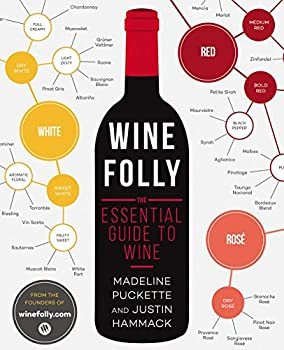 Paperback Wine Folly: The Essential Guide to Wine Book