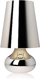 Kartell デザイン小物 プラチナ φ23.6/H42cm シンディ SFHL-KJ9100-M1