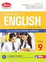 A text Book of English Class-9 for UP Board (2019-2020 Examination)