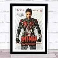 ファッション絵画ポスター - アントマン ANT-MAN マーベル ss2 - 壁掛け 壁飾り - 33x28cm(額縁を送る)