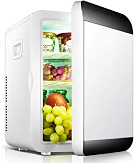 Flawless Beauty Mini Fridge/Portable Cosmetic Refrigerator Winth LED Panel,Used for Makeup and Skin Care, Can Also Be Used...