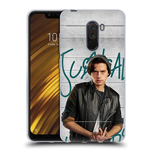 Head Case Designs Offizielle Riverdale Jughead Jones 3 Posters Soft Gel Huelle kompatibel mit Xiaomi Pocophone F1 / Poco F1