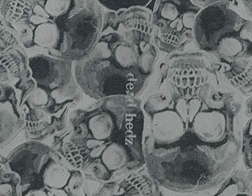 MST-Design e.K. CA-R-019-01 Film 2m Lámina de impresión por Transferencia de Agua, Negro, Gris
