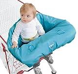 Safety First 20004490 - Accessorio sdraietta: protezione carrello spesa, collezione 2012