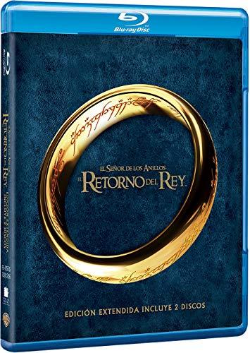 El Señor De Los Anillos: El Retorno Del Rey Ed. Extendida Blu-Ray [Blu-ray]