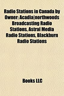 Radio Stations in Canada By Owner