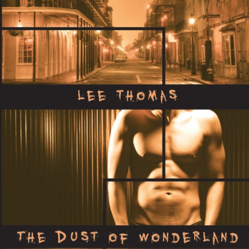The Dust of Wonderland audiobook cover art
