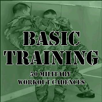 Basic Training: 50 Military Workout Cadences