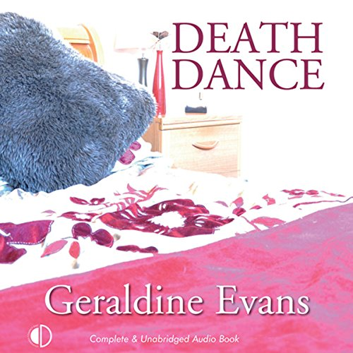 Death Dance audiobook cover art