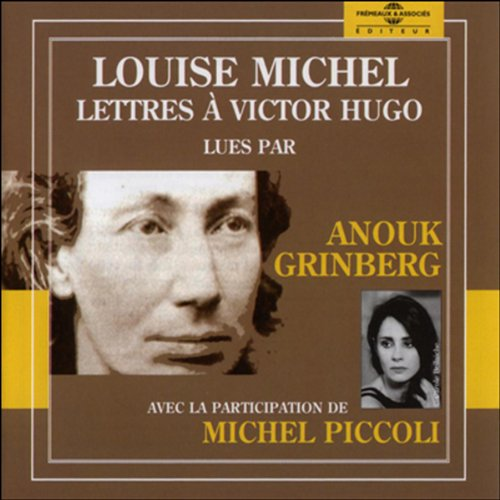 Louise Michel - Lettres à Victor Hugo  By  cover art