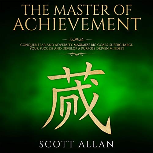 The Master of Achievement audiobook cover art
