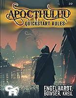 APOCTHULHU Quickstart (Classic B&W)