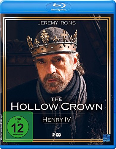 The Hollow Crown - Henry IV (Teil 1 und 2) [Blu-ray]